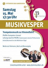 Online-Konzert - Pfeiffer Trompetenconsort