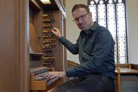 Musikalische Vesper - Orgelmusik von Louis Vierne